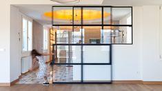 Reforma integral vivienda en Cea Bermúdez (Madrid)_espacio principal cocina-estar