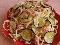 Zucchini, Spaghetti, Vegetables, Ethnic Recipes, Food, Essen, Vegetable Recipes, Meals, Yemek