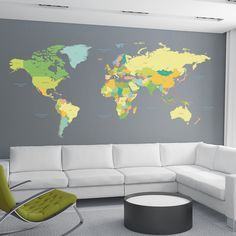 Features:  -Peel and stick.  -Safe for walls.  -No sticky residue.  -Quick and easy.  -Contains 1 piece.  -Home Décor Line collection.  Product Type: -Wall decal.  Theme: -Travel and transportation.