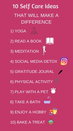 Amazing self care ideas to include in your routine for a more balanced life! These tips (including journaling and challenges) will help with anxiety and depression, and improve your overall mental health.