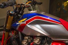 Honda CB1100 TR Concept.