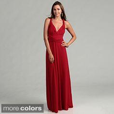 Issue New York Women's Convertible Maxi Dress
