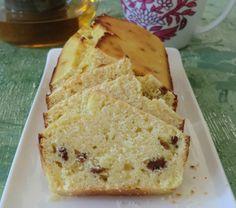 Ma petite cuisine gourmande sans gluten ni lactose: Cake au citron et aux raisins secs sans gluten et sans lactose