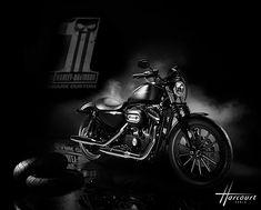 20,3 x 30,5 cm Aluminium Harley David Fat Bob Parking Only All Other Will Be Towed Motorrad