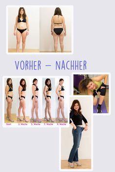 Jetzt rausfinden, wie Eva ihre Pfunde losgeworden ist: http://www.gofeminin.de/abnehmen/evas-abnehmgeschichte-s1393066.html  #abnehmen #vorhernachher
