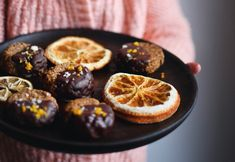 Pomerančové sušenky • CukrFree.cz Healthy Style, Candida Diet, Diet Tips, Sweet Recipes, Acai Bowl, Food And Drink, Low Carb, Paleo, Pudding
