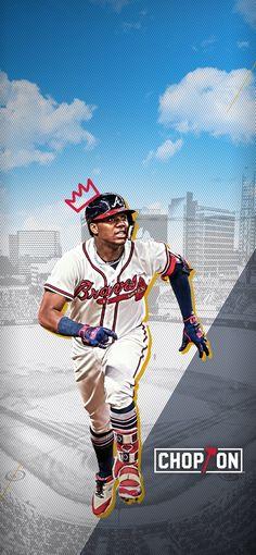 Ronald Acuna Jr Braves Baseball Atlanta Braves Atlanta Braves Baseball