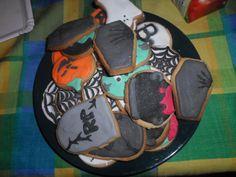 Creepy cookies!