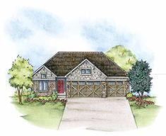 Eplans Craftsman House Plan - Craftsman Home - 1620 Square Feet and 2 Bedrooms from Eplans - House Plan Code HWEPL75643