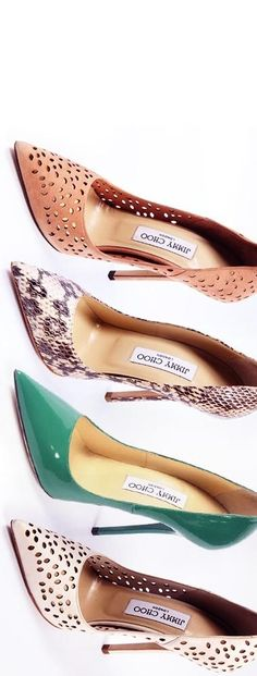 Jimmy Choo | LBV ♥✤