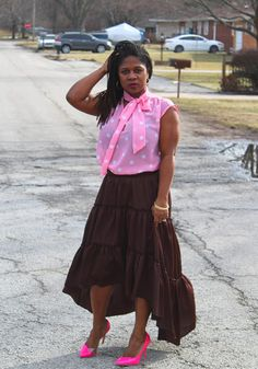 Spring Forward, Ageless Style Linkup – Nzuri N* Simplicity Have Faith In Yourself, Girls Rules, Move Forward, Forgive, Tulle, Lady, Spring, Fashion, Moda