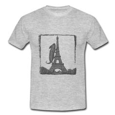 Tshirt caméléon Tour Eiffel #toureiffel #paris #cameleon #reptile #godzilla #photoshop #tshirt #spreadshirt #tee #modehomme #clothing #tshirtdesign #fun #lo