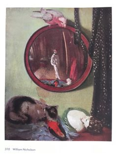 Sir William Nicholson The Convex Mirror - The Largest Art reproductions Center In Our website. Low Wholesale Prices Great Pricing Quality Hand paintings for sale William Nicholson, Convex Mirror, Large Art, Paintings For Sale, Art Reproductions, Art For Sale, Hand Painted, Art History