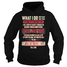 (Tshirt Amazing Tshirt) Anesthesia Technician Job Title T-Shirt Shirts of week Hoodies Tee Shirts