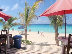 Grand Turk/ Jack's Shack ---the views were awsome---and the chicken was GREAT