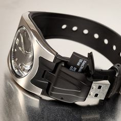 USB Watch - an interesting idea