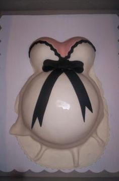 @Nikki Maxwell what do you think of this?  Baby shower cakes