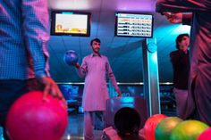 Photo of the Day! Afghanistans Got Karoake Bars and Bowling...
