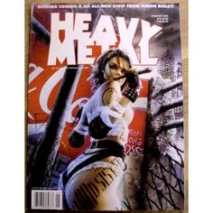 Heavy Metal: 1999 - January