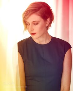 Greta Gerwig by corinamarie Greta Gerwig for 20th Century Women
