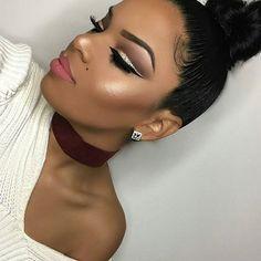 makeup looks blotchy Glitter Makeup, Glam Makeup, Love Makeup, Makeup Inspo, Makeup Inspiration, Beauty Makeup, Makeup Stuff, La Girl Cosmetics, Nyx Cosmetics