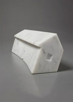 Louise Bourgeois - House, 1995, Marble on MutualArt.com