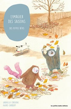L'imagier des saisons des petites bêtes