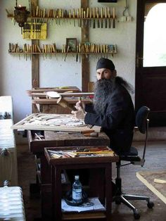 woodworker..Eastern Orthodox monk + + + Κύριε Ἰησοῦ Χριστέ, Υἱὲ τοῦ Θεοῦ, ἐλέησόν με  + + + The Eastern Orthodox Facebook: https://www.facebook.com/TheEasternOrthodox Pinterest The Eastern Orthodox: http://www.pinterest.com/easternorthodox/ Pinterest The Eastern Orthodox Saints: http://www.pinterest.com/easternorthodo2/