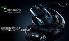 Razer Ouroboros, Razer alla ricerca del mouse definitivo, incontra amore ed odio nel mondo dei giocatori hardcore, scopri il perchè.