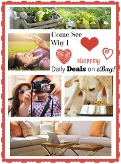 Why I love shopping Daily #Deals on eBay