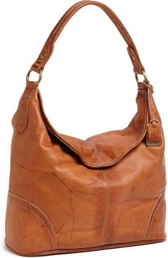 Frye 'Campus' Leather Hobo available at #Nordstrom