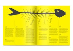 Graphic Design in Portugal (illustrated timeline) by Rosa Quiterio, via Behance