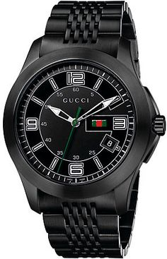 7675c26d5e4 YA126202 - Authorized Gucci watch dealer - Mens Gucci G-Timeless