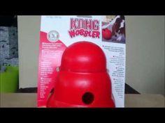Recenzja interaktywnej zabawki dla psa KONG Wobbler
