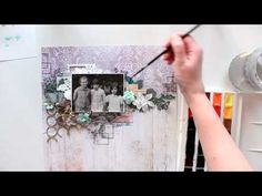 Blue Fern Studios: Cover, layout+tutorial from Elena Morgun