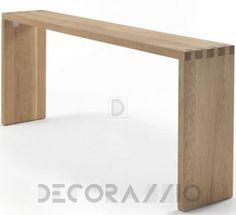 #wooden #wood #woodwork #furniture #furnishings #eco #design #interior #interiordesign #decoration #decor консольный стол Riva 1920 Consolle Frame, Frame 1