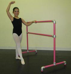Portable Metal Ballet Barre