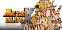 METAL SLUG X v1.0 - Frenzy ANDROID