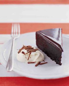 Chocolate Cake Recipes: Dinner guests are sure to love this moist Glazed Chocolate Cake recipe. You've been warned: There won't be any leftovers when it comes to the delicious chocolate cake.