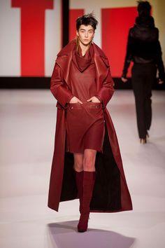 Total look.... Défile Jean Paul Gaultier PàP automne-hiver 2013-2014