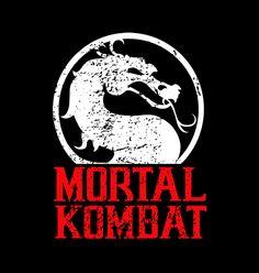 Camiseta Mortal Kombat - Véi Nerd