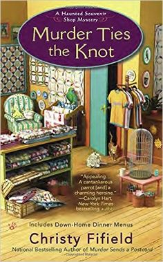 Murder Ties the Knot (Haunted Souvenir Shop): Christy Fifield: 9780425279243: Amazon.com: Books