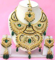 Diamond Bridal Jewelry Set NP-163
