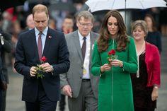 royal tour 2014, New Zealand