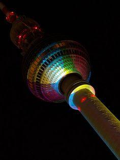 Fernsehturm Berlin Copyright Eijiha Jimia