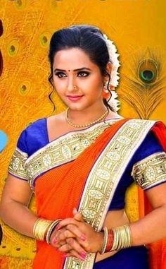 Kajal in Kawna devta song Beautiful Dresses For Women, Beautiful Girl Indian, Most Beautiful Indian Actress, Bhojpuri Actress, Actress Photos, Indian Girl Bikini, Indian Girls, Marathi Bride, Girls Phone Numbers