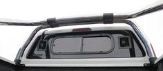 http//:www.blacksheep-innovations.com VW Amarok Black Sheep Innovations | Heckfenster Rear Sliding Window
