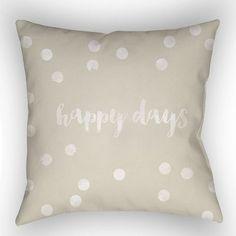Viv + Rae Gianna Indoor/Outdoor Throw Pillow