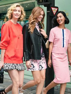 Chiara Ferragni, Zanita Whittington, and Nicole Warne share their style secrets. via @WhoWhatWear