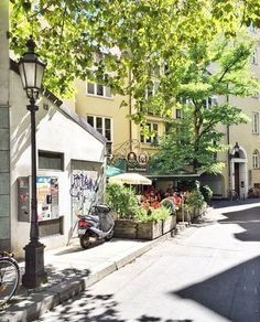 München - Lieblingscafés, Biergärten, Picknick-Plätze, Shopping Tipps und mehr